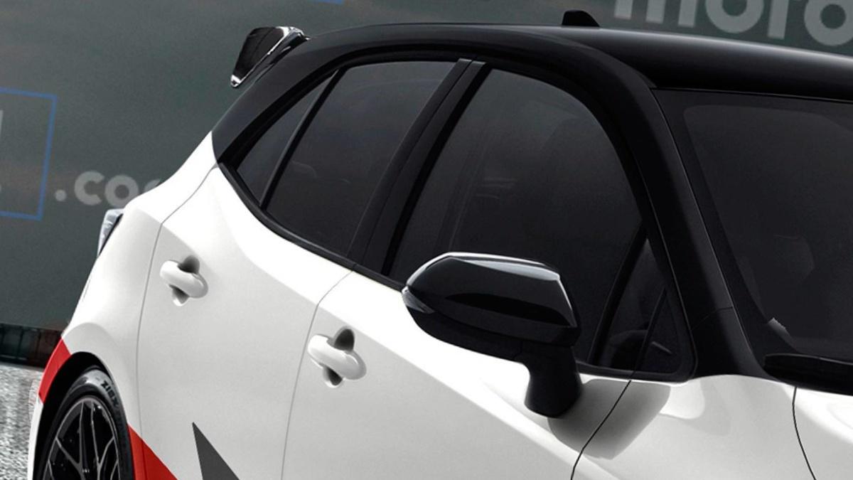 Новая Toyota Corolla получит заряженную версию