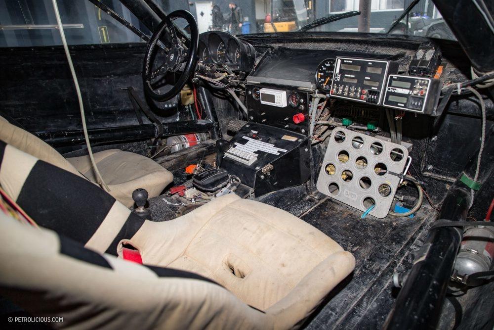 Как выглядит раллийный Mercedes S-Class на агрегатах Гелендвагена