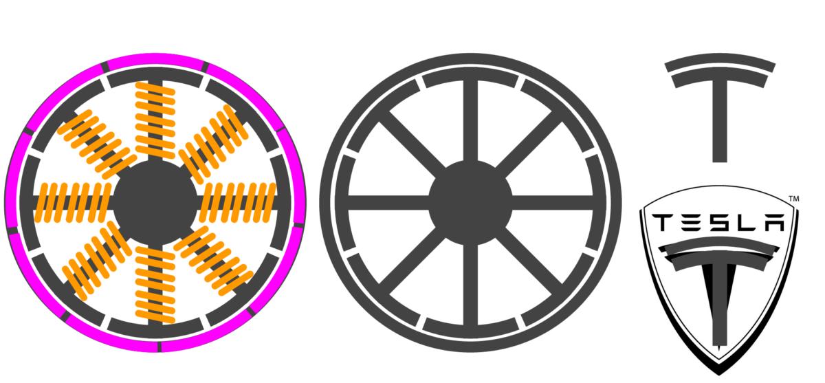 Логотип Tesla что значит