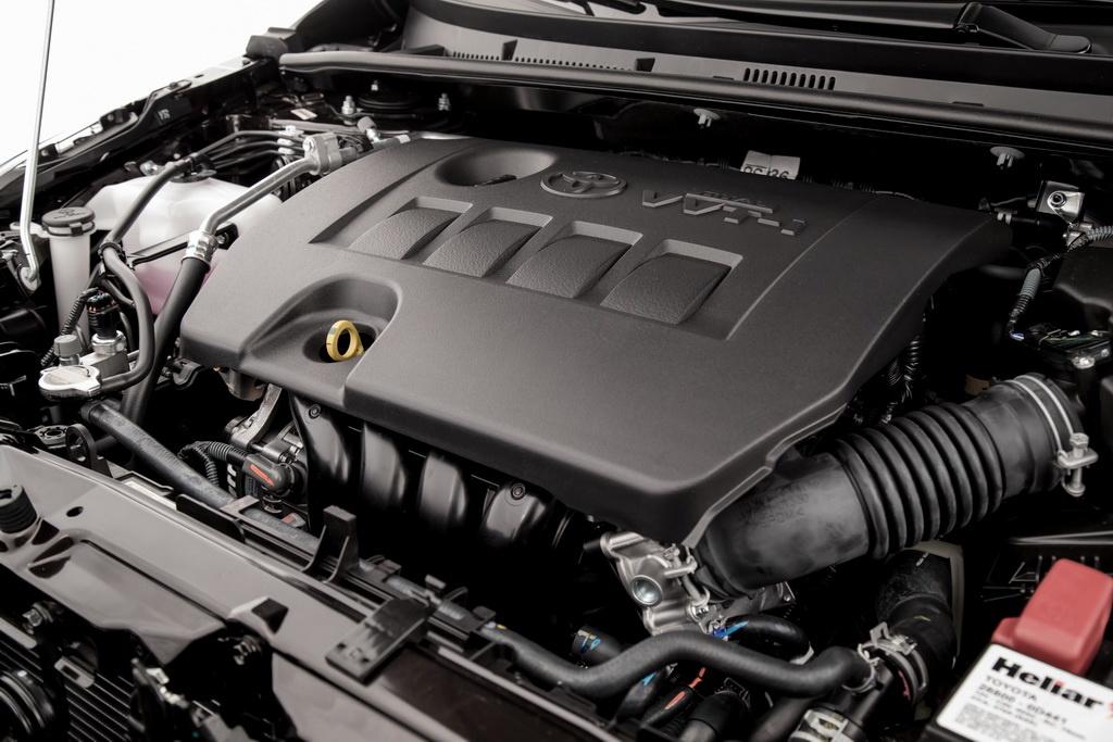 Мотор Toyota Corolla