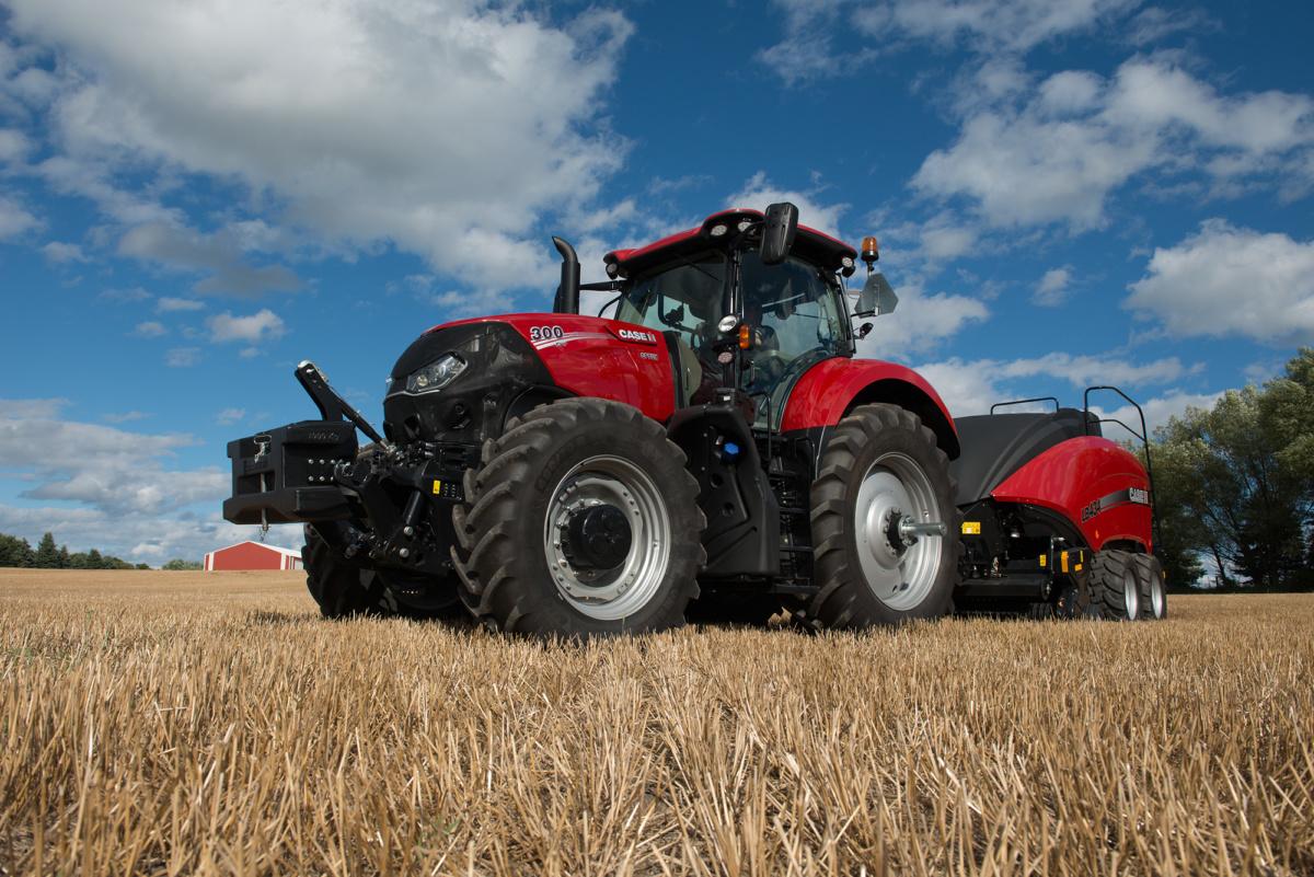 Трактор Case IH LB434 Baler