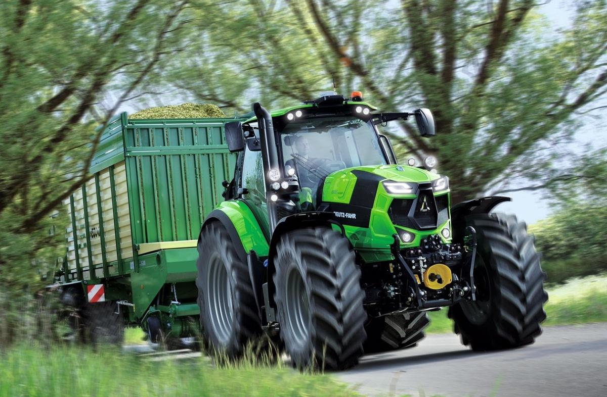 Особенности тракторов Deutz-Fahr