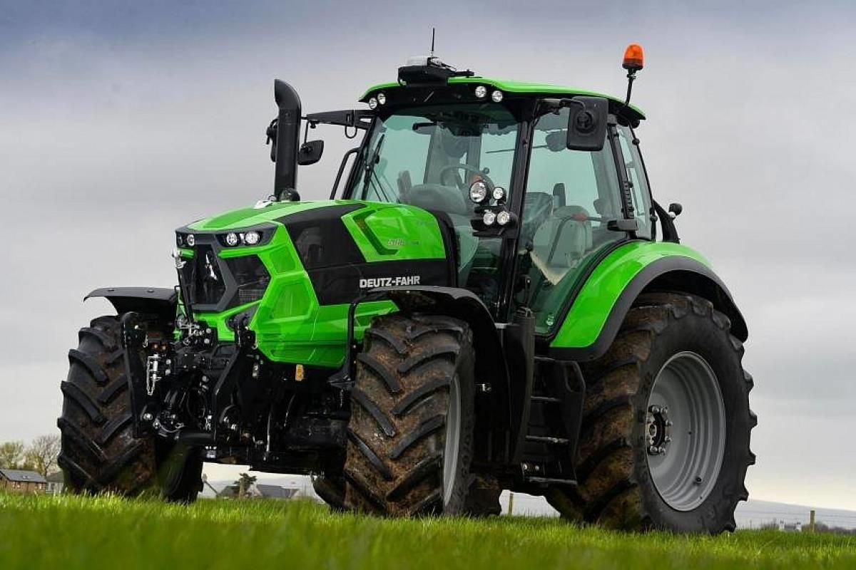 Тракторы Deutz-Fahr