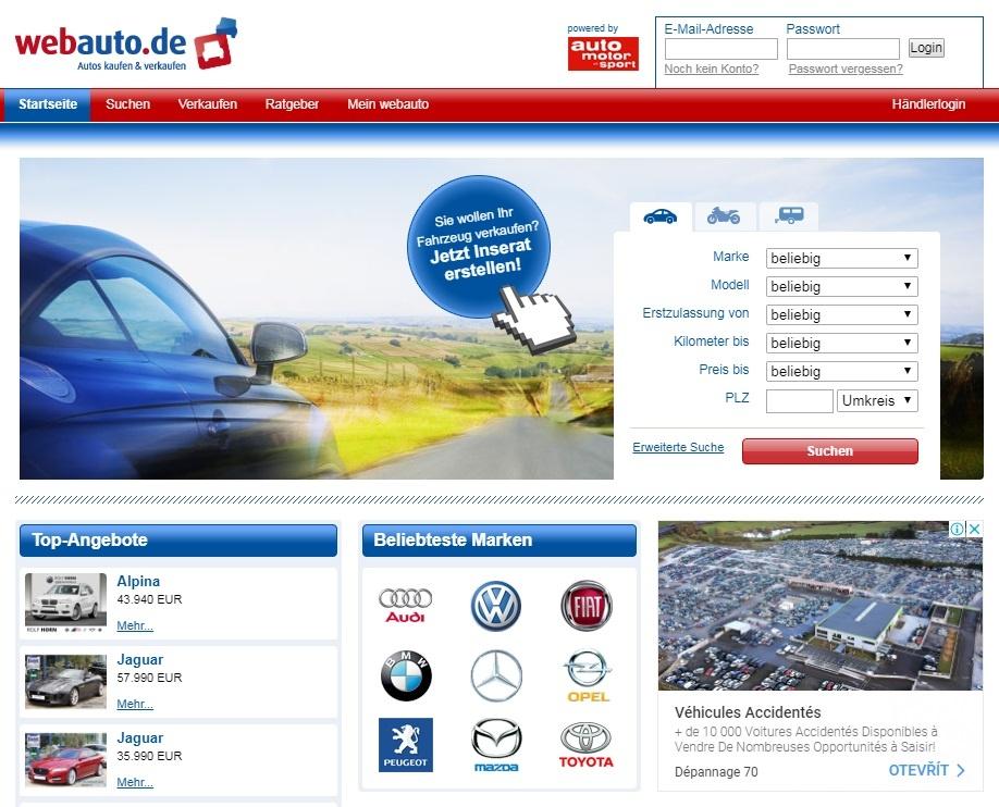 05e75ee42ea35 Ко всему описанному можно добавить, что еще существуют неспециализированные  доски объявлений по продаже авто в Германии, на манер нашего OLX, где  продаются ...