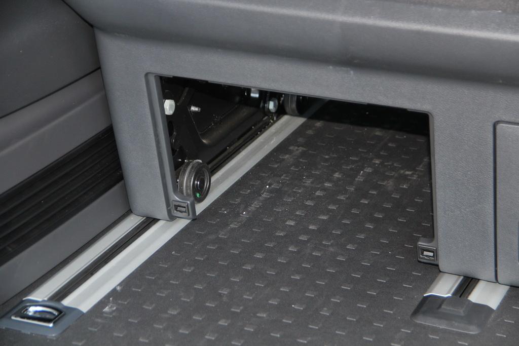 Длинномер в Volkswagen Multivan 2018