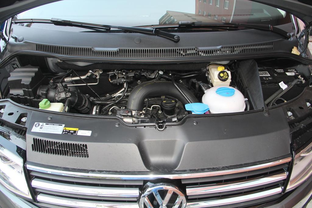 Двигатель Volkswagen Multivan 2018
