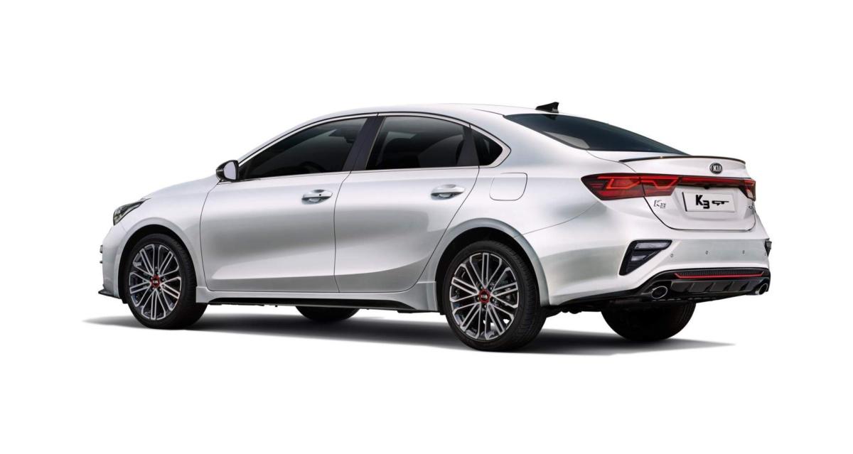 Новый Kia Cerato получит заряженную версию