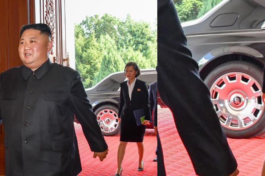 Ким Чен Ын получил новый капиталистический лимузин