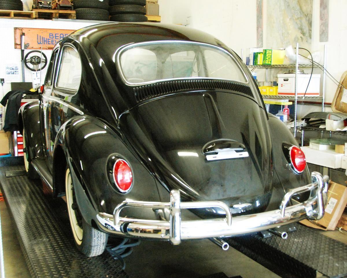 Старый Volkswagen Beetle оценили в миллион долларов