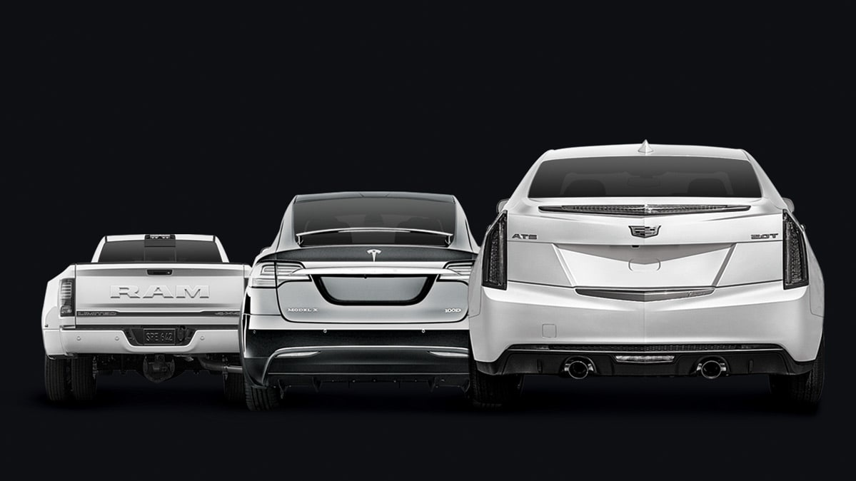 Автомобили каких брендов потребители считают самыми надежными - американские бренды