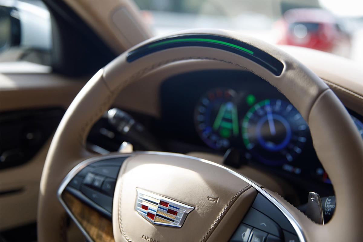 автопилот Super Cruise от Cadillac