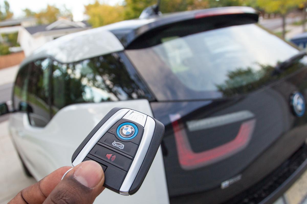 технологии - система бесключевого доступа в авто и запуска двигателя
