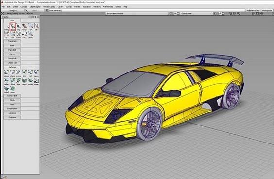 Первый иранский суперкар копирует Lamborghini Murcielago