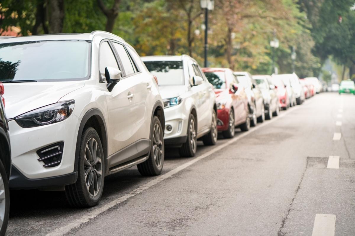 парковка в Украине
