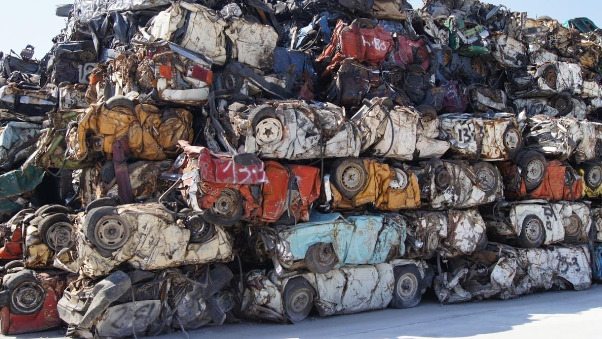 проблема утилизации авто в Украине