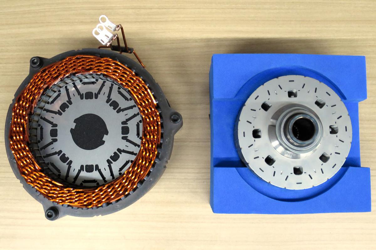 термостойкие магниты Toyota с пониженным содержанием неодима