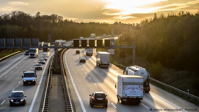 запрет на дизельные авто на немецких автобанах