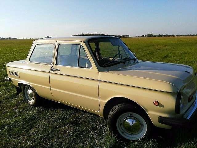 ЗАЗ-968 «Запорожец» без пробега реализуют вГермании за30 000евро