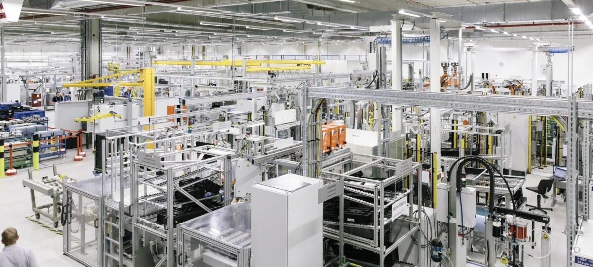 производство твердотельных батарей