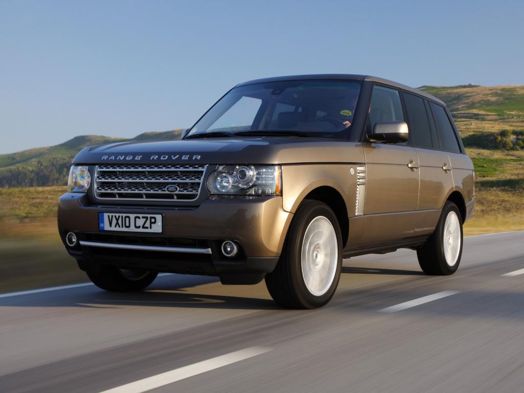 Сожженный Range Rover: за сколько можно купить символ Авто Евро Силы
