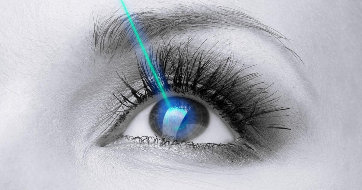 лидары TruCAM - безопасен ли лазер для глаз