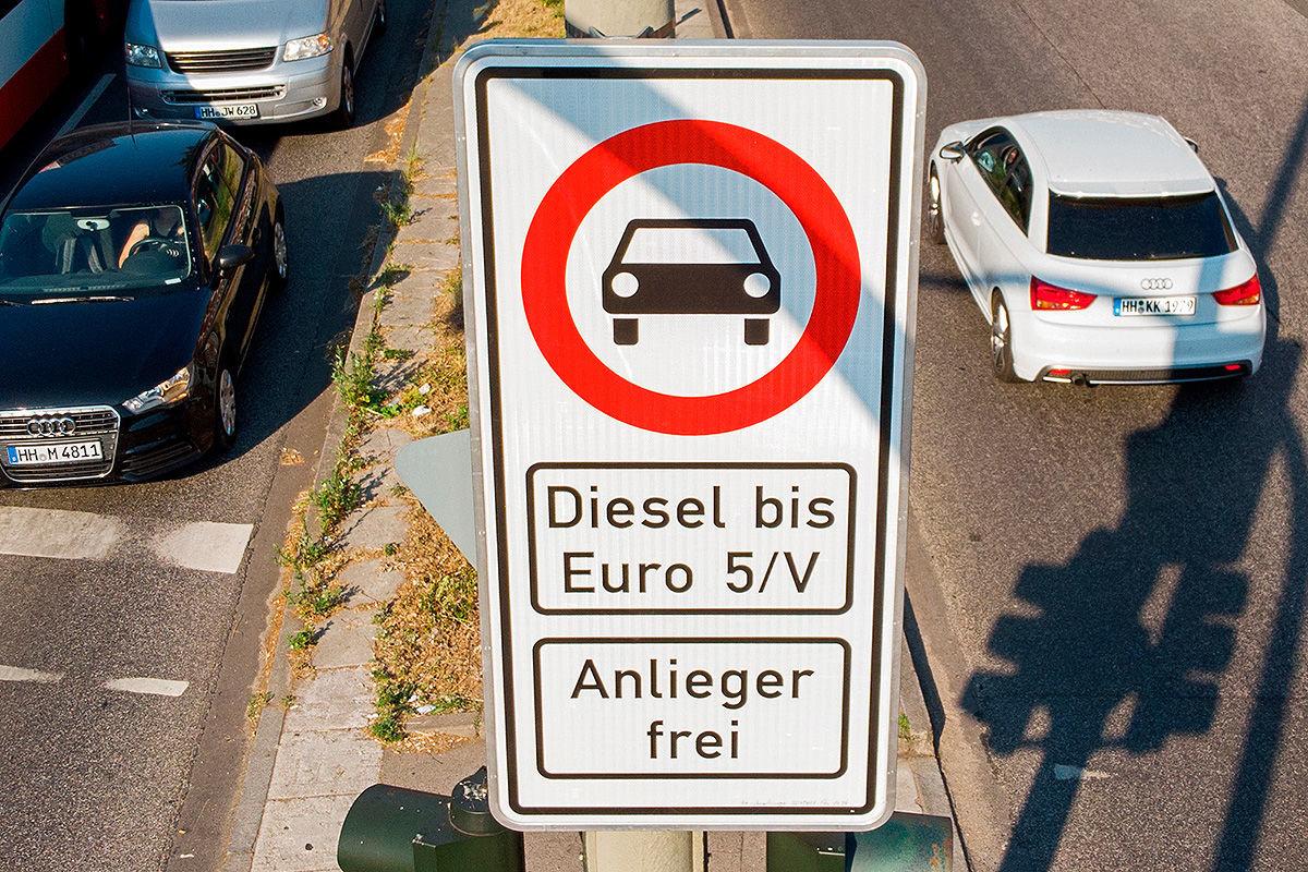 Дизельные авто из ЕС ниже Евро-4 могут наводнить Украину