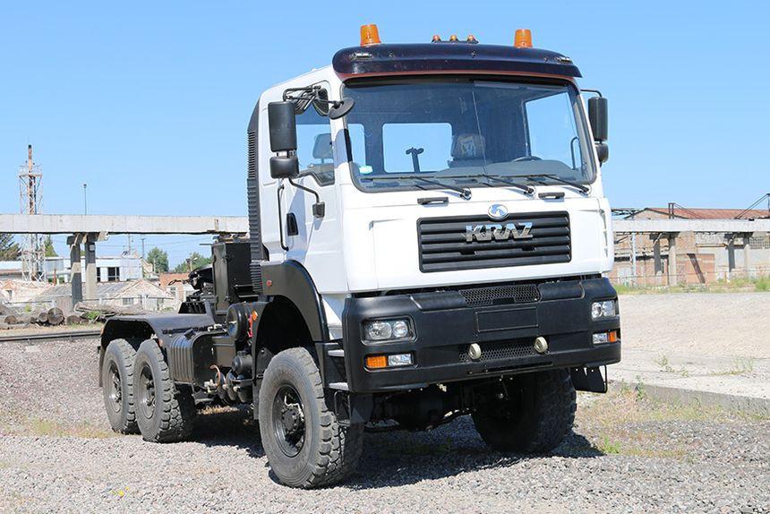 КрАЗ-6501TE