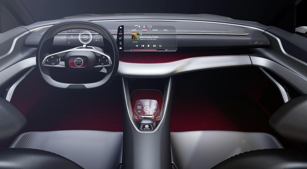 Fiat показал прототип конкурентов Renault Duster и Arkana
