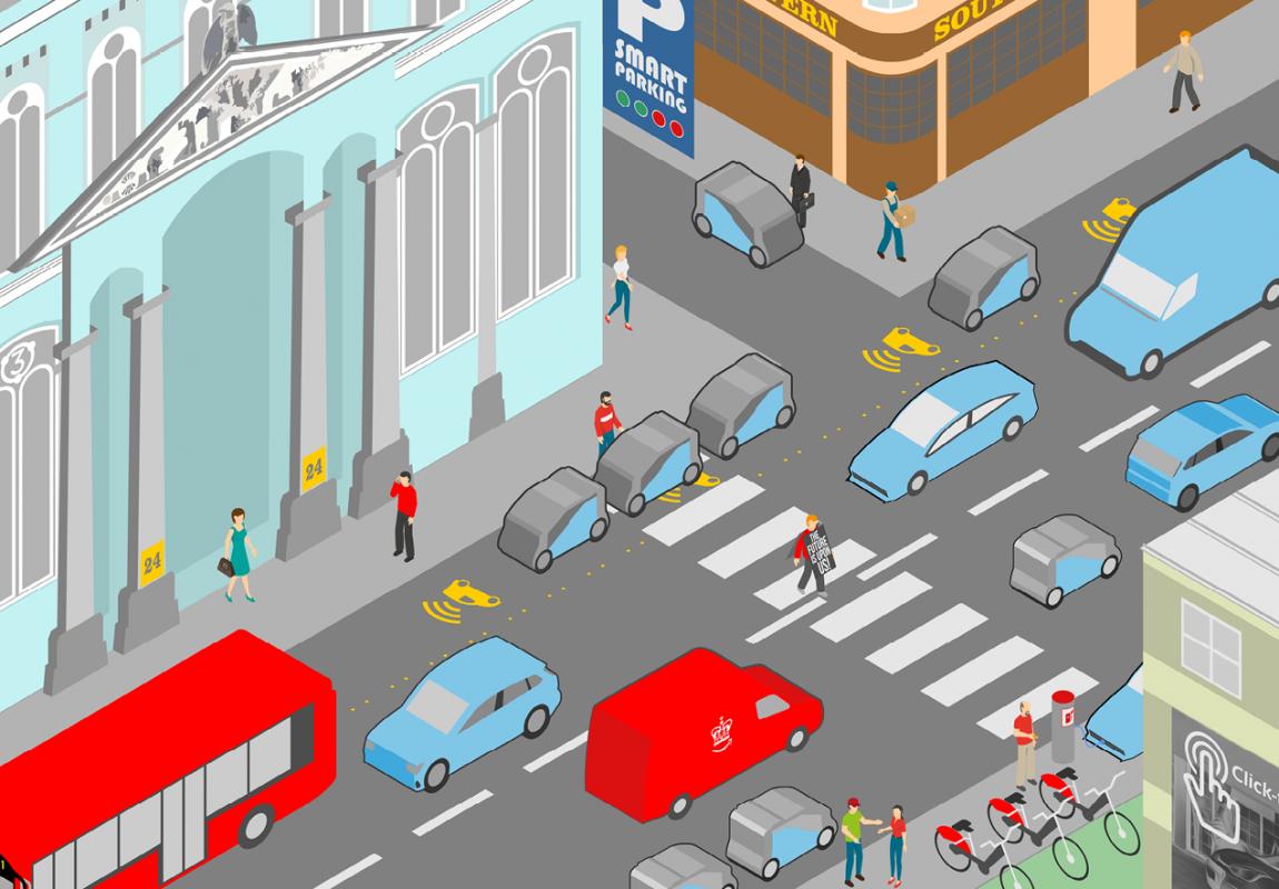Автопроизводители столкнулись с главными угрозами 2018 - каршеринг