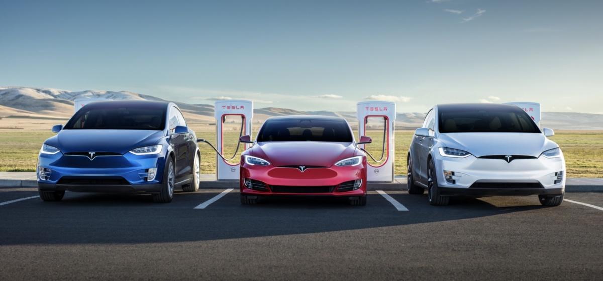 изменения цен и опций на Tesla Model S и Model X
