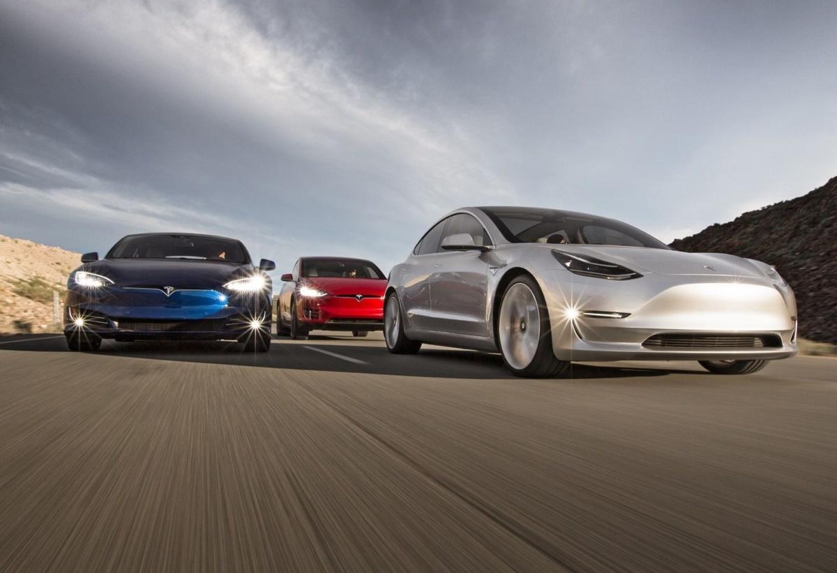 Tesla Model S и Model X цены