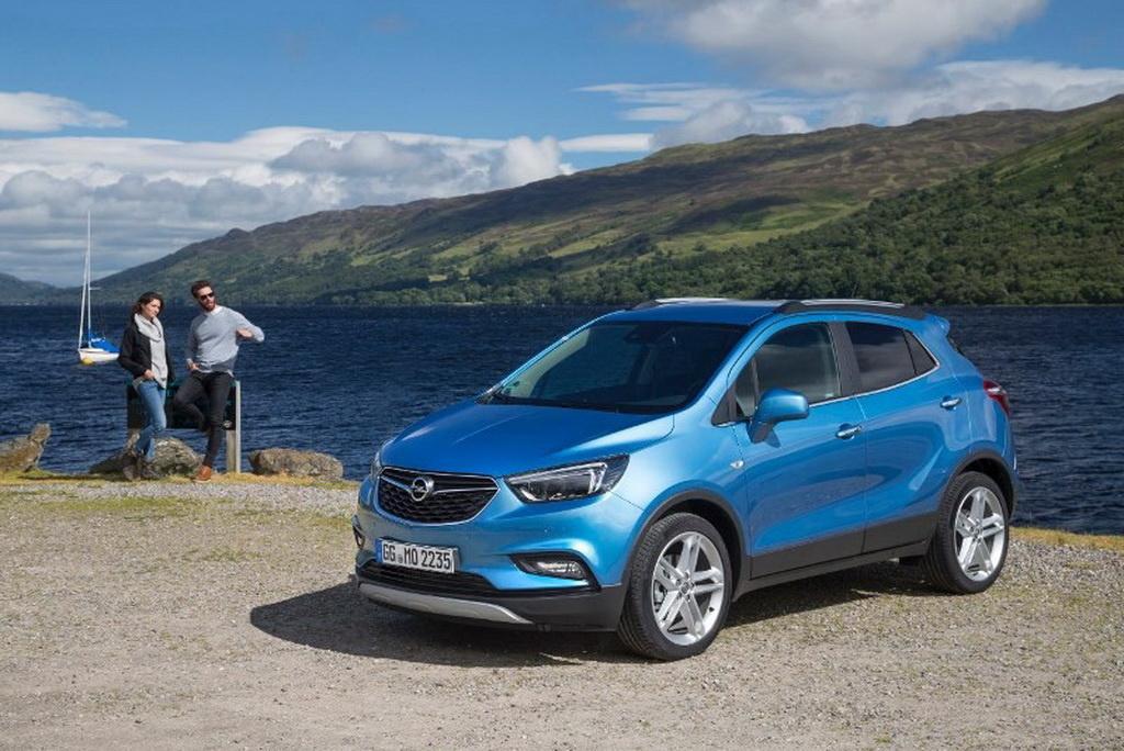 Opel Mokka Х