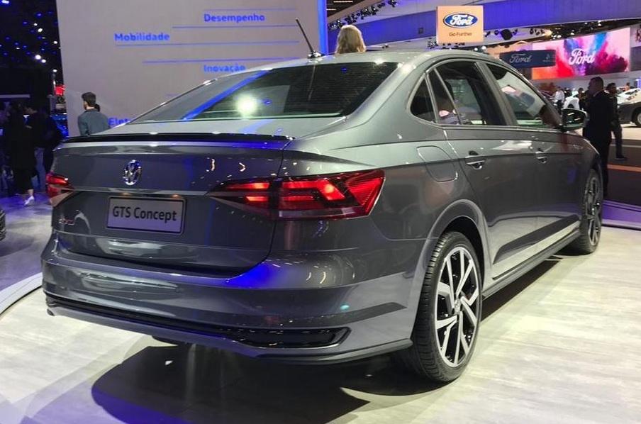 Новый Volkswagen Polo Sedan 2019 получит заряженный вариант