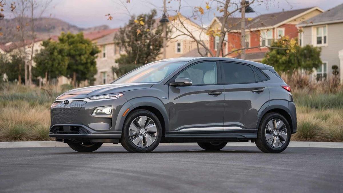 электромобили 2019-2020 - 2019 HyundaiKona Electric