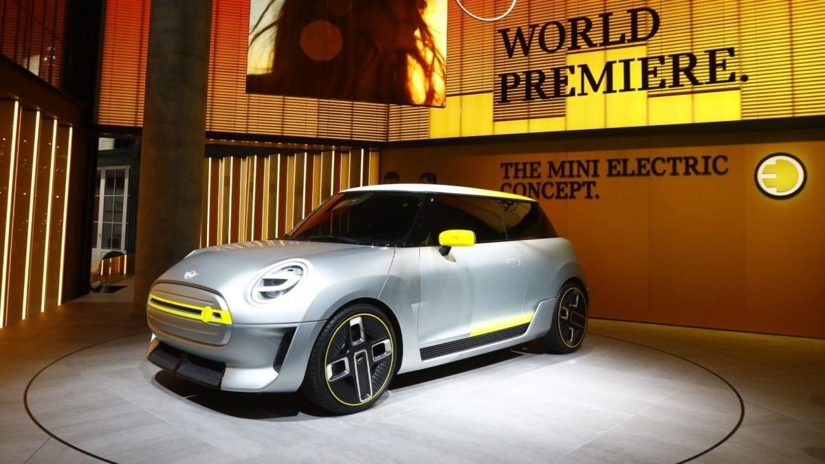 электромобили 2019-2020 - 2020 Mini Electric