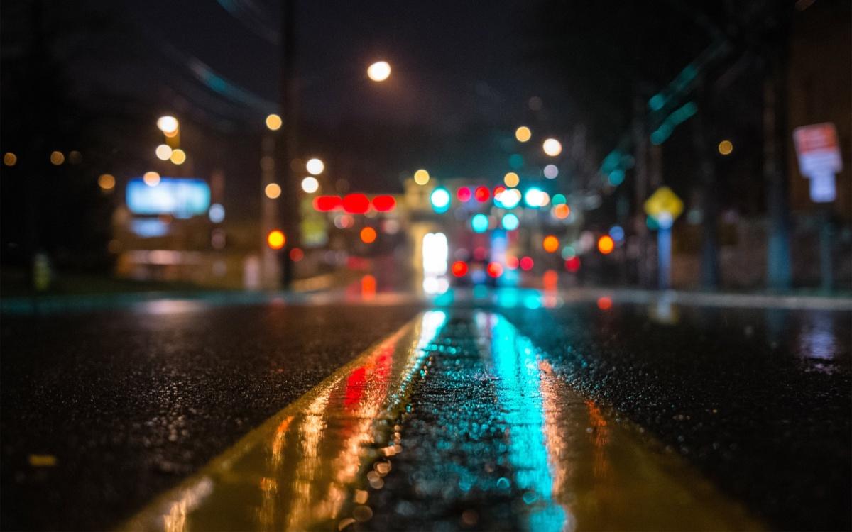 уличное освещение улица Украина