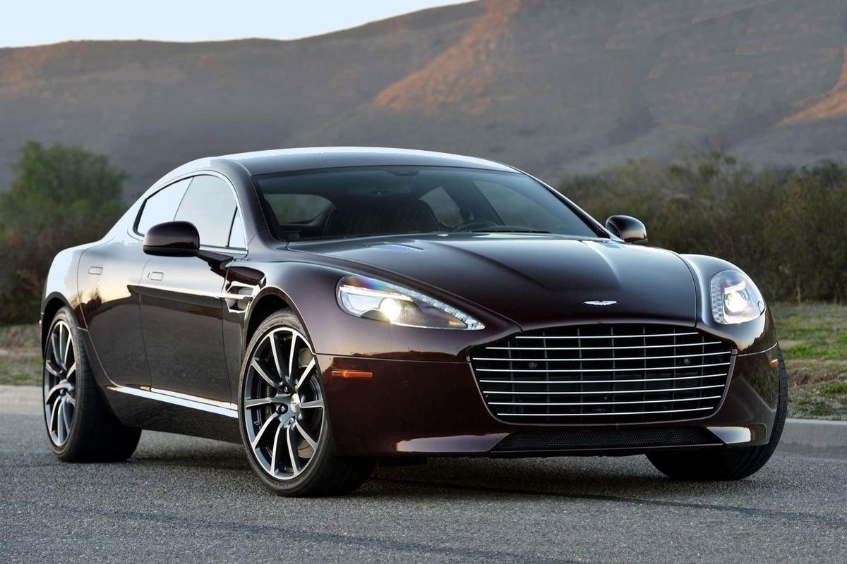 электромобили 2019-2020 - 2020 Aston Martin Rapide E