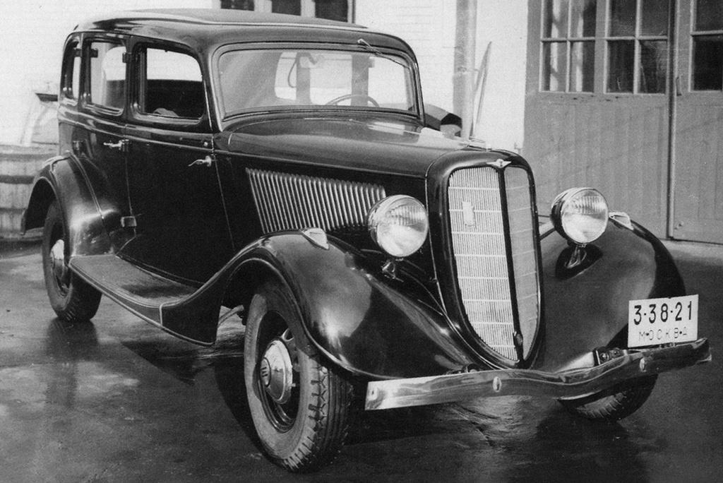 Автомобилизация в СССР