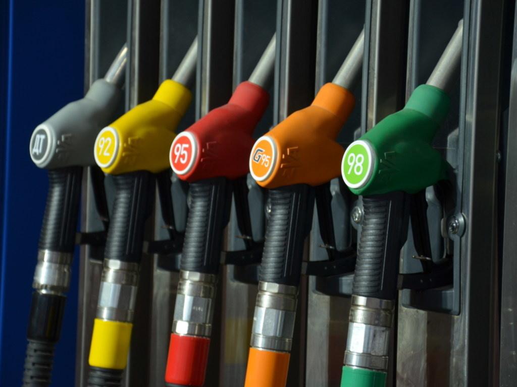 топливо заправки