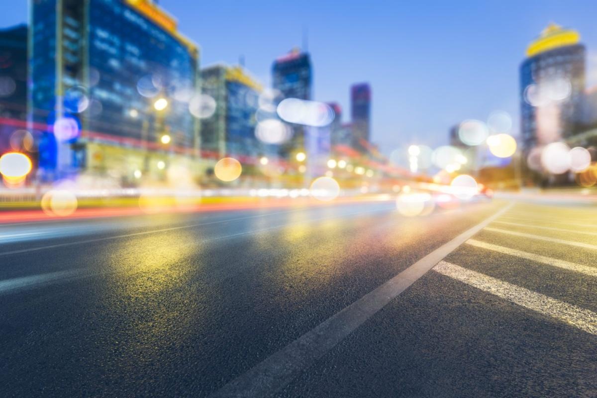 уличное освещение городов Украины