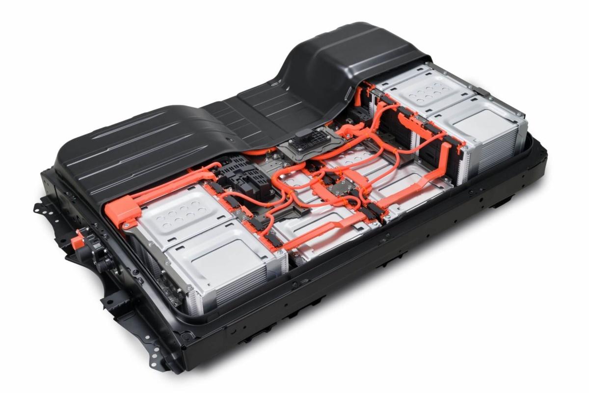 Батарея Nissan Leaf e-plus