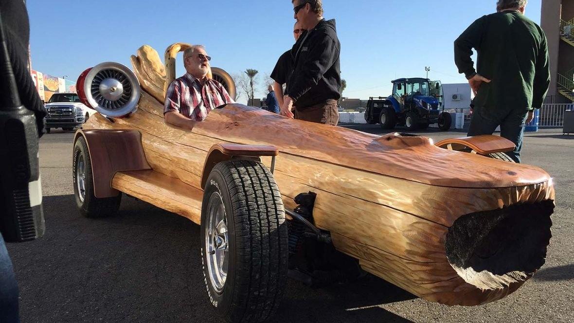 подборка самых странных и курьезных автомобильных рекордов Гиннеса