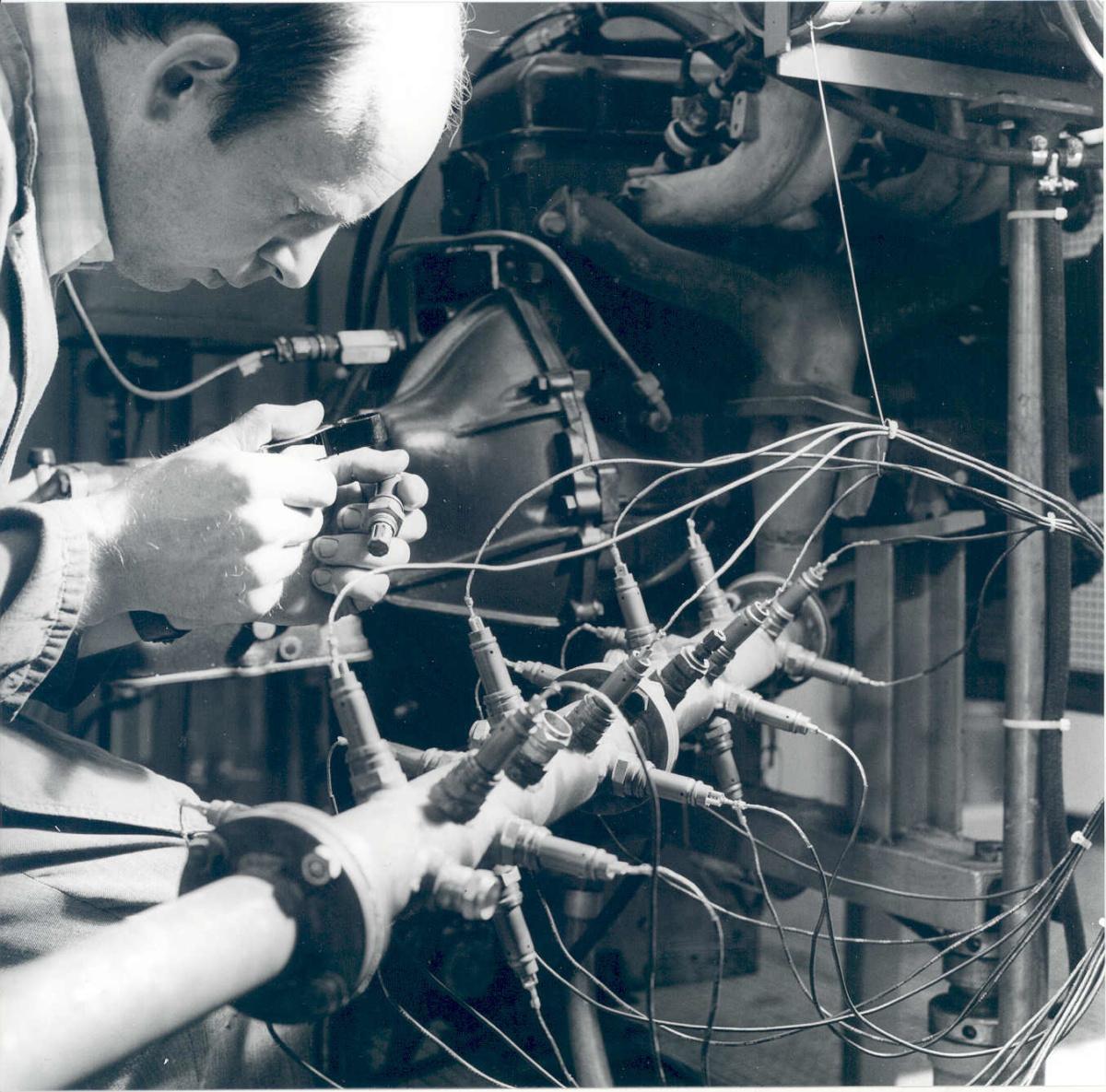 лямбда-зонд - история создания
