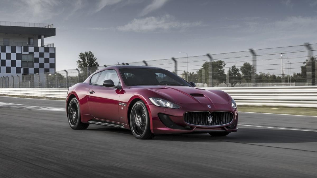 Самые дорогие машины 2018 года - Maserati Gran Turismo 2018