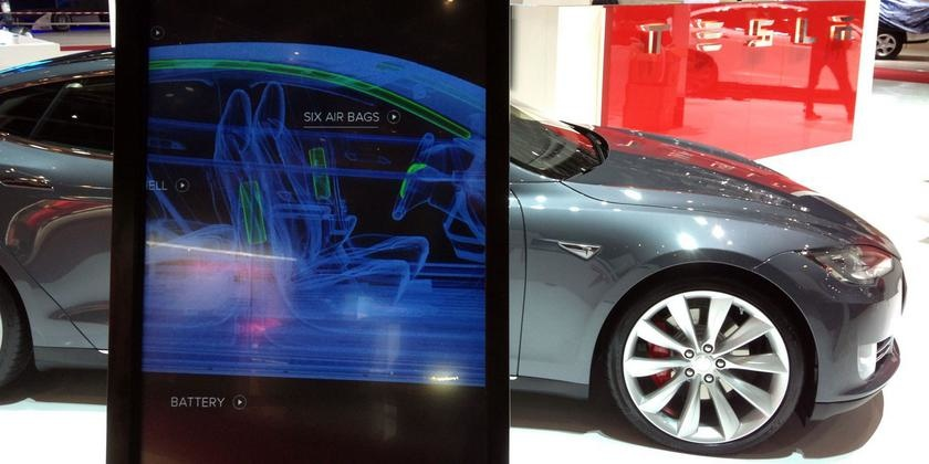 хакнуть Tesla Model 3