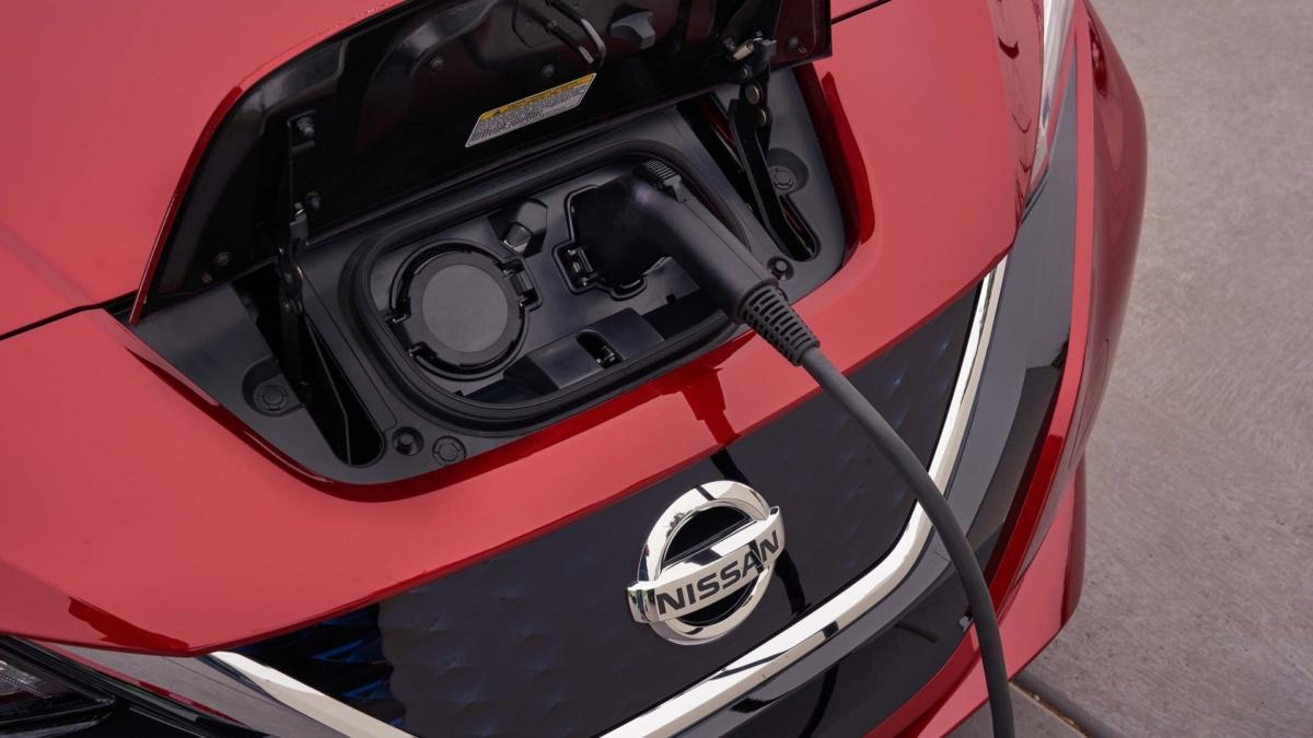 Nissan Leaf e-plus запас хода