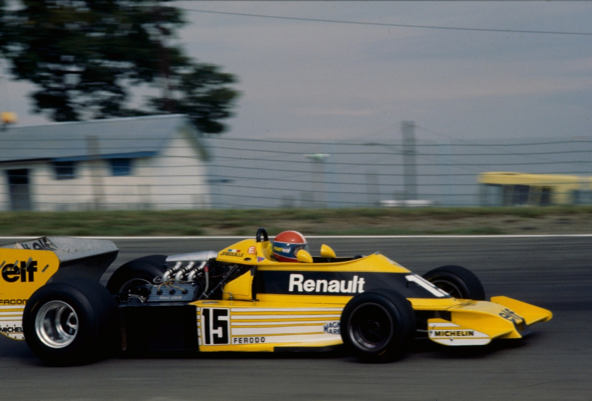 Renault F1 RS01