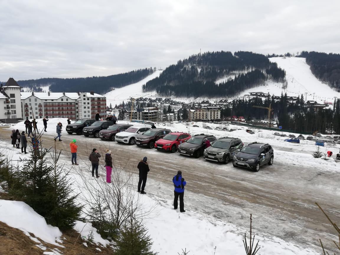 SUV & SNOW 2019