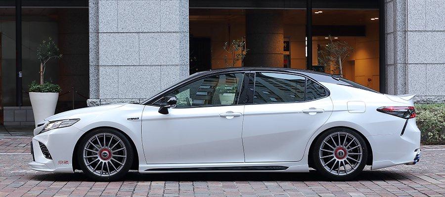 Toyota Camry тюнинг