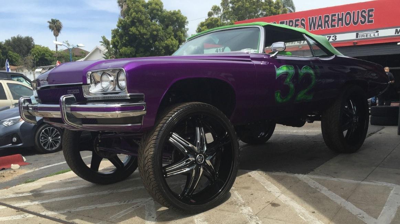 Как владельцы портят свои редкие и раритетные автомобили - изуродованный Buick Centurion